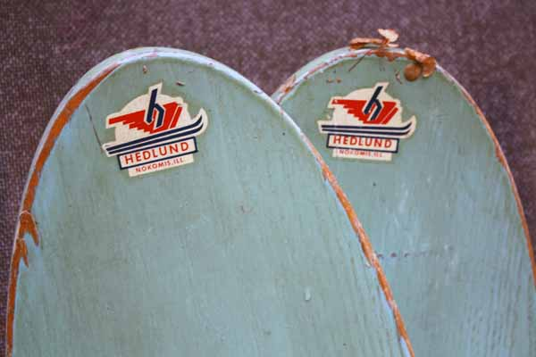 vintage water skis3 | the both and | shorts and longs | julie rybarczyk