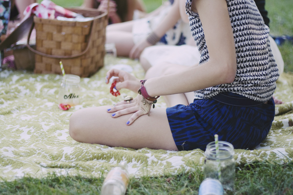 picnic blanket 1 | shorts and longs