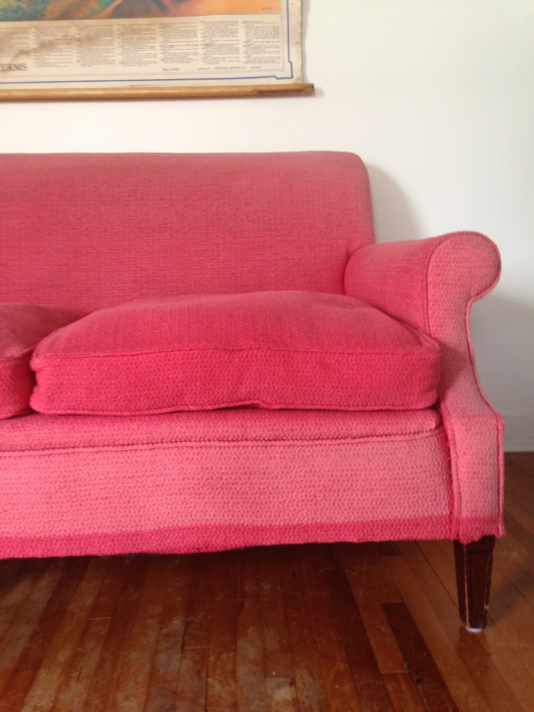pink couch - shorts and longs - julie rybarczyk 32